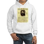 Davy Crockett Hooded Sweatshirt