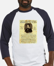 Davy Crockett Baseball Jersey