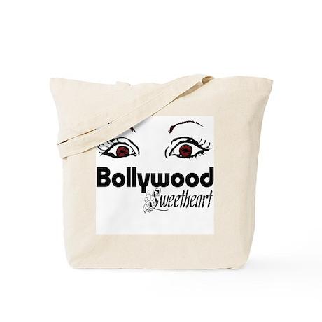 Bollywood Sweetheart Tote Bag