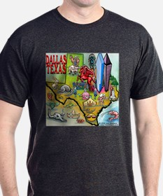 Cute Texas souvenirs dallas T-Shirt