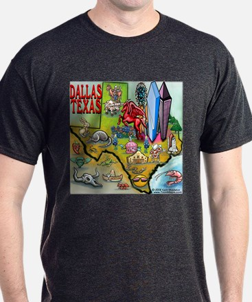 Cute Dallas souvenir T-Shirt