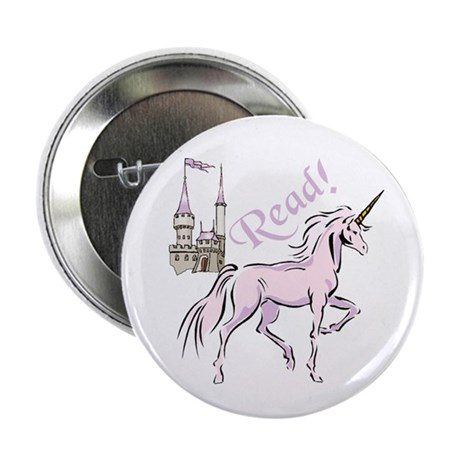 """Read! Fantasy 2.25"""" Button (10 pack)"""