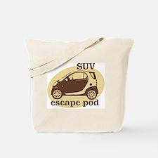 SUV Escape Pod Tote Bag