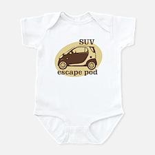 SUV Escape Pod Infant Bodysuit