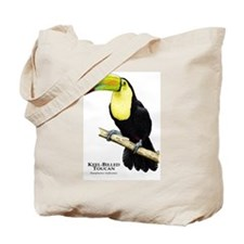 Keel-Billed Toucan Tote Bag