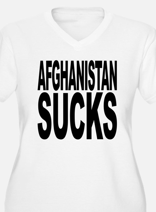 Afghanistan Sucks T-Shirt