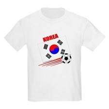 Korea Soccer Team T-Shirt