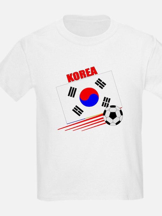 Korea Soccer Team T-Shirt
