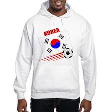 Korea Soccer Team Hoodie
