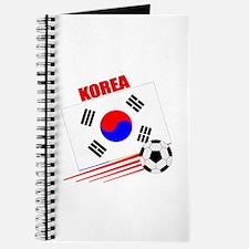 Korea Soccer Team Journal