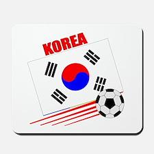 Korea Soccer Team Mousepad