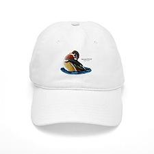 Wood Duck Baseball Cap