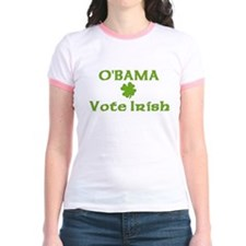 Obama Vote Irish T