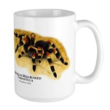 Mexican Red-Kneed Tarantula Mug