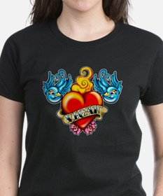 Vegan Heart T-Shirt