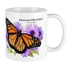 Monarch Butterfly Small Mugs