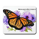 Monarch butterfly Classic Mousepad