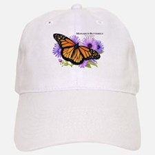 Monarch Butterfly Baseball Baseball Cap