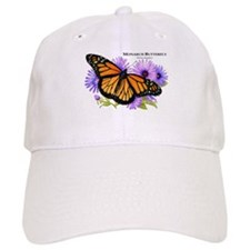 Monarch Butterfly Cap