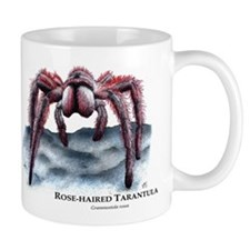 Rose-Haired Tarantula Mug