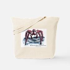 Rose-Haired Tarantula Tote Bag
