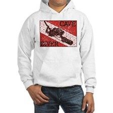 CAVE DIVER SCOOTER 1 Hoodie
