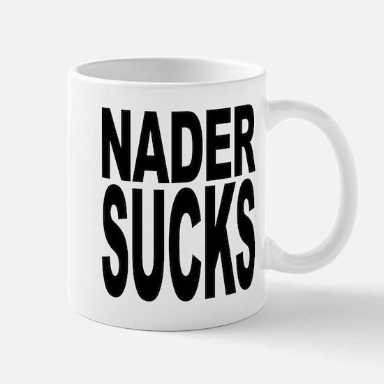 Nader Sucks Mug