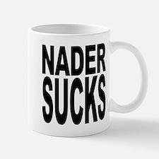 Nader Sucks Small Small Mug