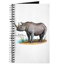 Black Rhinoceros Journal