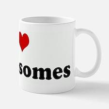 I Love Threesomes Mug