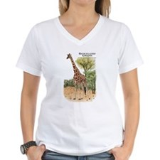Reticulated Giraffe Shirt