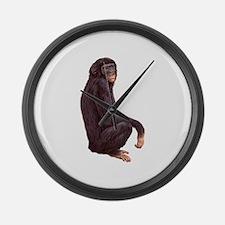 Bonobo Pygmy Chimpanzee Giant Clock