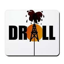 Drill 08 Mousepad