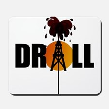 Drill 08 Mousepad