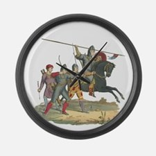 Norman Knight & Archers Giant Clock