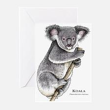 Koala Greeting Cards (Pk of 20)