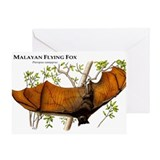 Bats Greeting Cards