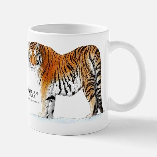 Siberian Tiger Mug
