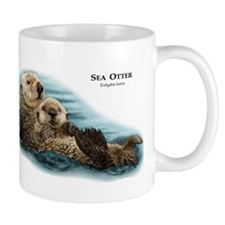 Sea Otter Small Mug
