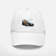 Sea Otter Baseball Baseball Cap