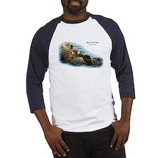 Sea Otter Baseball Jersey