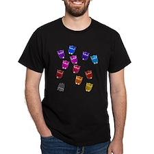 Owls in Rainbows T-Shirt