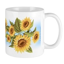 Sunflower Small Mugs