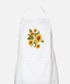 sunflower BBQ Apron