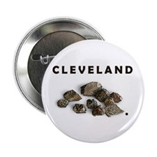 "Cleveland Rocks 2.25"" Button (10 pack)"
