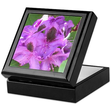 Rhododendron Keepsake Box