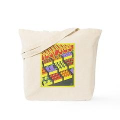 Fruit Store Tote Bag