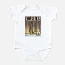 Wild Life Infant Bodysuit