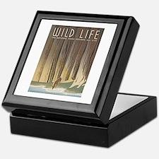 Wild Life Keepsake Box