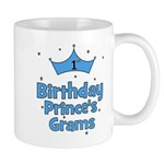 1st Birthday Prince's Grams! Mug